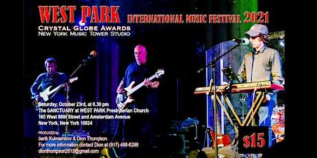 West Park International Music Festival 2021 tickets