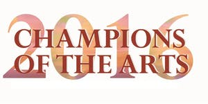 Champions of the Arts Gala 2016 - Art Out Loud