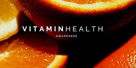 Vitamin Health Awareness Yoga for Beginners tickets