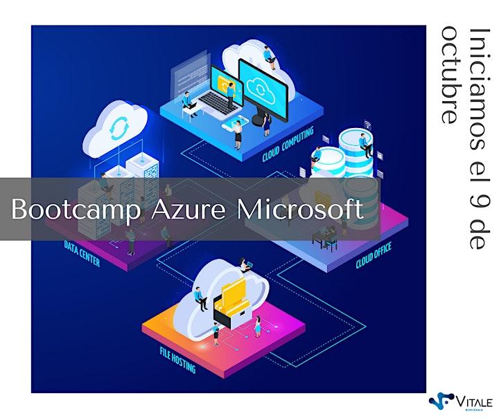 Imagen de Bootcamp de Azure y Python
