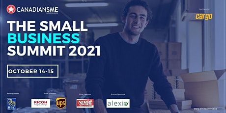THE SMALL BUSINESS SUMMIT 2021 tickets