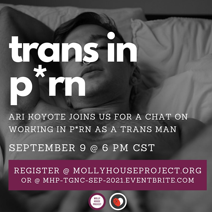 MHP Trans and Non-Binary Community Chat: Navigating the P*rn Industry image