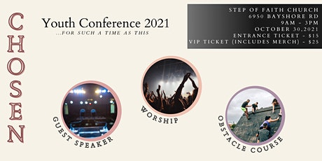 Chosen Youth Conference tickets