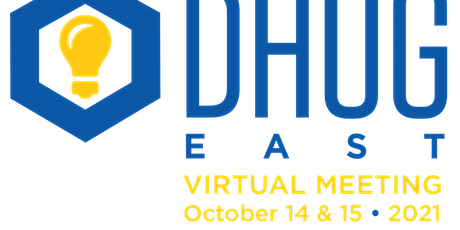 Data Harmony Users Group East (DHUGE) 2021 Virtual Meeting tickets