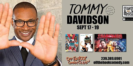 Comedian Tommy Davidson Live in Naples, Florida! tickets