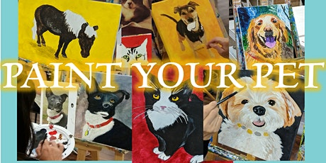 Paint Your Pet Sundays in November tickets
