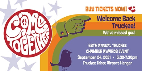 68th Annual Truckee Chamber Awards tickets