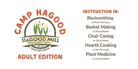 Camp Hagood ADULT Edition tickets