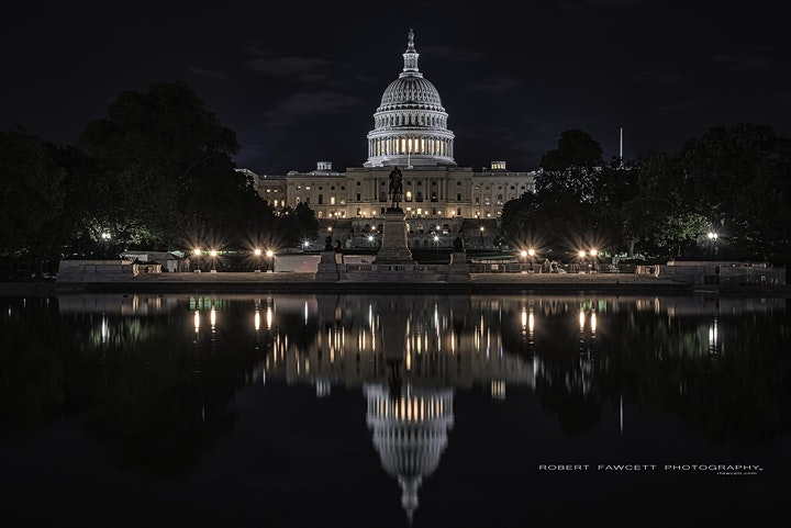 Maryland Nightscapers at the Washington DC National Mall image