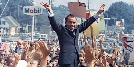 Richard Nixon Legacy Series featuring John Roy Price tickets