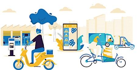 Mobilitätshaus Eröffnung Tickets