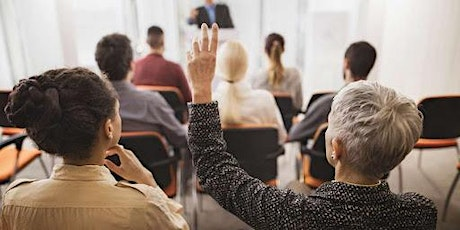 JIBC Conflict Resolution Certificate Online Information Session tickets