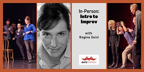 In-Person: Intro to Improv in the Mission with Regina Saisi tickets