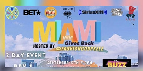 Miami Gives Back tickets