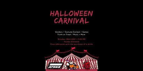 Halloween Carnival - Games, Vendors, Trunk-or-Treat and more! tickets