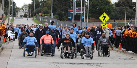 Bryon's Run/Walk/Roll to Cure Paralysis 2021 tickets