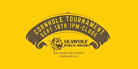 Seawolf Cornhole Classic 2021 tickets