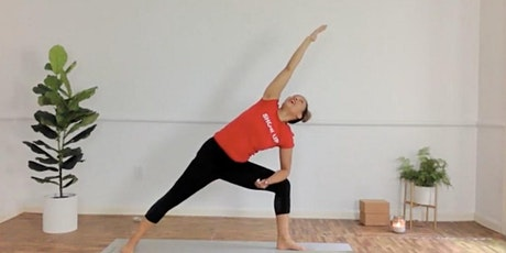 Online Yoga LIVE! With Jamie Tickets