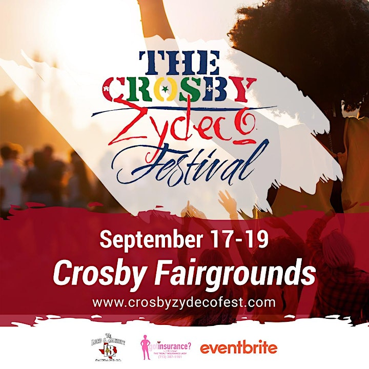 The Crosby Zydeco Festival image