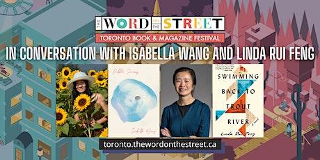 Diaspora Dialogues: In Conversation with Isabella Wang & Linda Rui Feng tickets