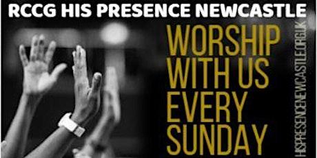 WORSHIP SERVICE tickets