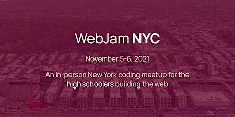 WebJam NYC tickets