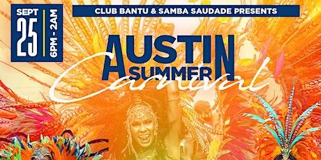 Austin Summer Carnival 2021 tickets