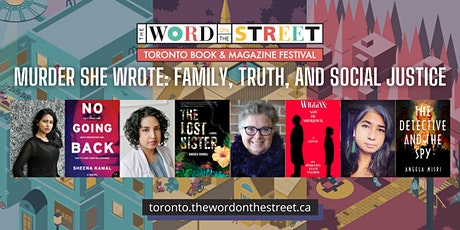 Murder She Wrote: Family, Truth, and Social Justice tickets
