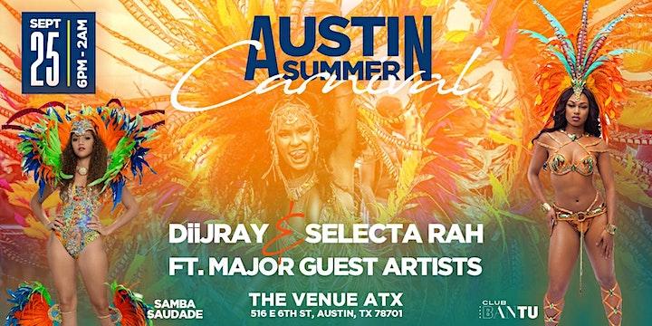 Austin Summer Carnival 2021 image