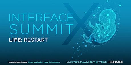 INTERFACE Summit X tickets