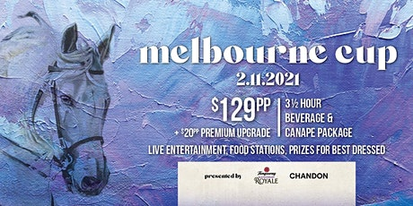 Melbourne Cup tickets