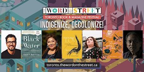 Indigenize, Decolonize! Indigenous Writers' Roundtable tickets