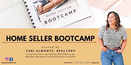 Home Seller Bootcamp Workshop tickets