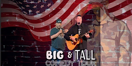 Lowville Comedy - The Big and Tall Comedy Tour at Lowville American Legion tickets