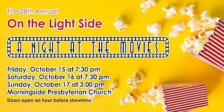 On the Light Side: A Night at the Movies tickets