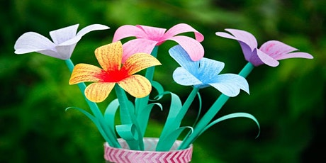 Spring Scavenger Hunt and Paper Craft @ Osborne Library tickets