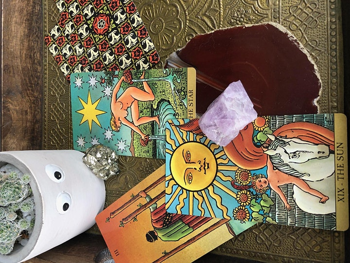 Craneum: Tarot Card Reading Sessions image