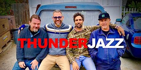 Thunderjazz with the Pinkham Quartet tickets