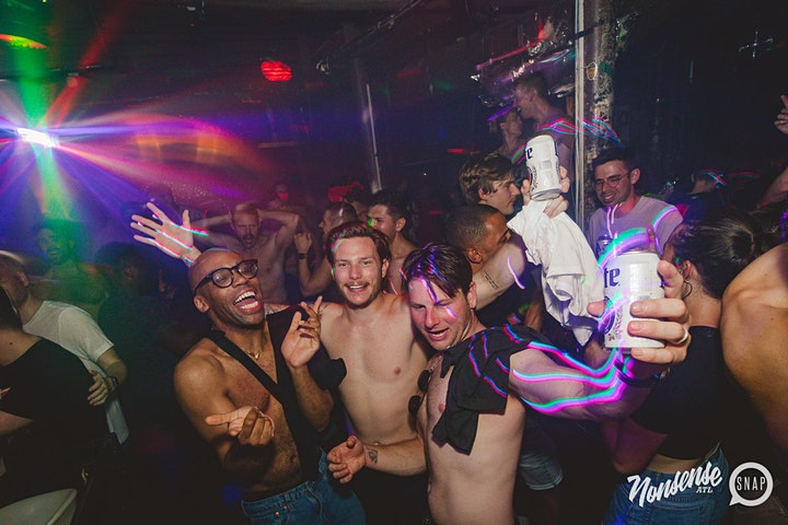 Hot Mess Dance Pop Party - Vaccination Required image