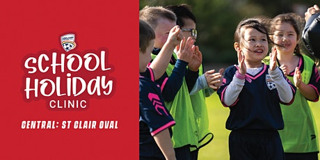 Adelaide United School Holiday Clinic - Central tickets
