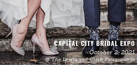 Copy of Capital City Bridal Expo tickets