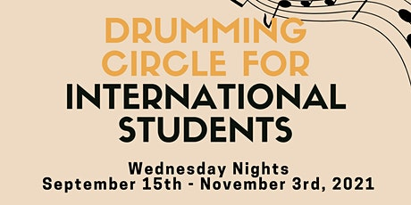 Drumming Circle for Students tickets
