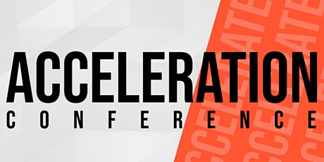Acceleration Conference tickets