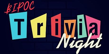 BIPOC Third Thursday Trivia Night tickets