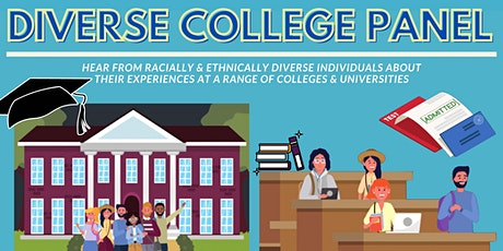 MASC Presents: A Diverse College Panel (Fall Edition) tickets