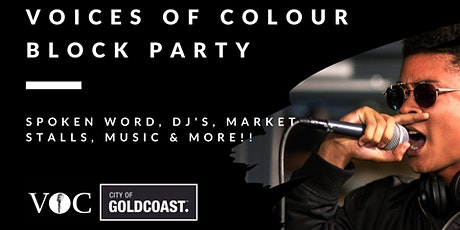 VoC Block Party tickets