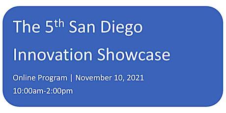 2021 San Diego Innovation Showcase tickets