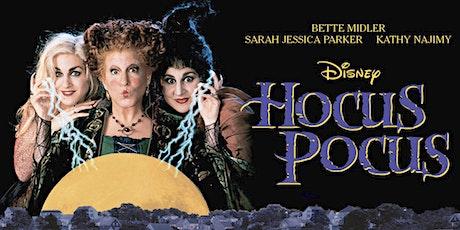 Cinema Under the Stars - Hocus Pocus tickets