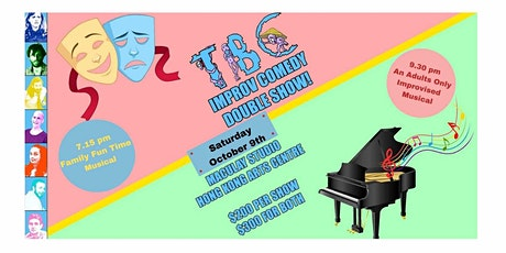 TBC HK Presents: An Adults Only Improvised Musical! tickets