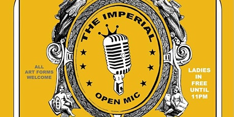 The Joint of Miami Presents: The Imperial Open Mic tickets
